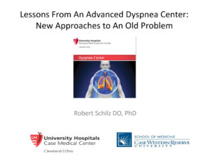 Lessons from an Advanced Dyspnea Center: New Approaches to an Old Problem