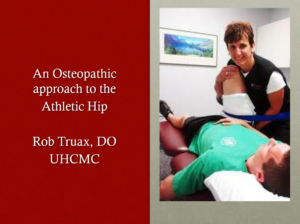An Osteopathic Approach to The Athletic Hip