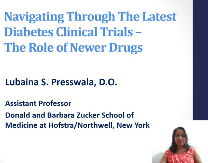Navigating Through Latest Diabetes Clinical Trials - The Role of Newer Drugs