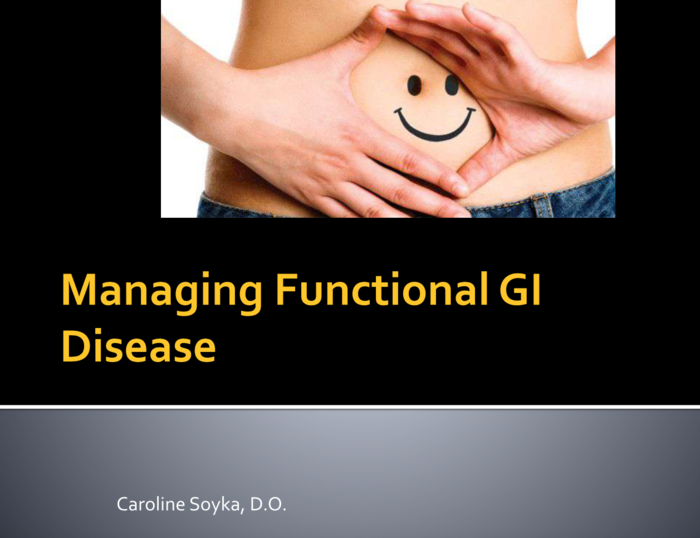 Management and Updates in IBS