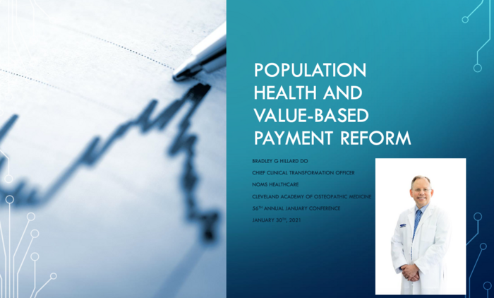 Population Health and Value-Based Payment Reform