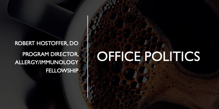 Office Conflict and Politics: Contract, Hiring & Firing, Collection & Billing